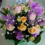 コロを彩ったお花たち